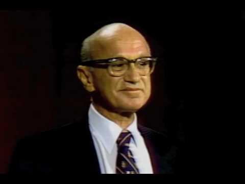 Milton Friedman - Incentives for Immoral Behavior