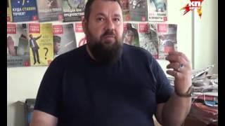 Украинский писатель Глеб Бобров: Киев ведет процесс «дегуманизация противника» thumbnail