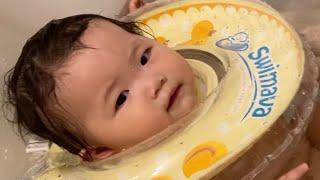 육아 브이로그 | 9개월 아기 여름 준비 (아기 선크림…