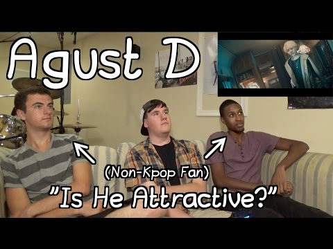 Agust D(Suga) - Agust D MV Reaction (Non-Kpop Fan)