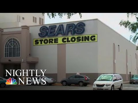 Pressure On Parents To Find Toys As Stores Close Ahead Of The Holidays | NBC Nightly News