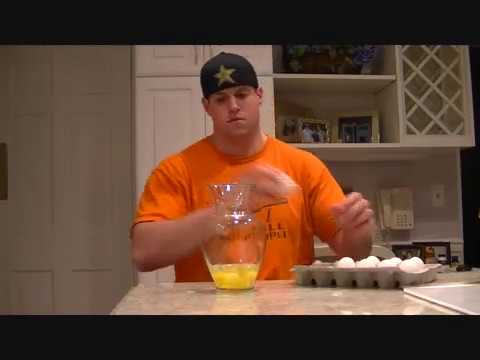Drinking 12 Raw Eggs From A Vase Youtube