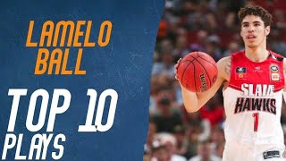 Lamelo Ball Top Ten Plays 2019- 2020 Regular Season | Illawarra Hawks