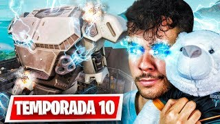 temporada 10 el gran evento de fortnite thegrefg