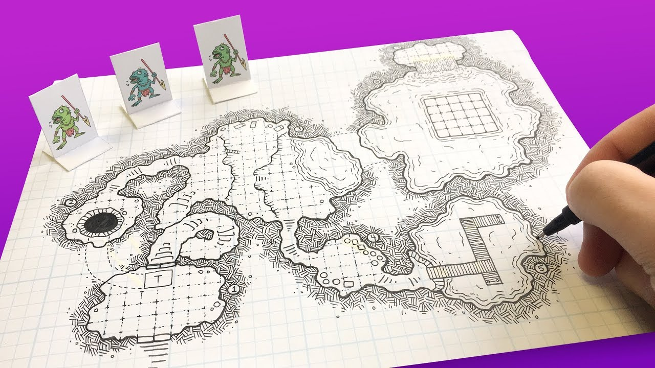 How to Design and Draw and D&D Dungeon Map! Dungeon Maps on special maps, pathfinder d maps, battle maps, dragon maps, town maps, classic maps, two worlds ii maps, city maps, iron curtain borders maps, the rise of runelords maps, wilderness map, rpg maps, dungeons dragons, mining maps, baldur's gate maps, keep maps, sword maps, world maps, d&d maps, star trek maps, detente maps, food maps, dnd maps, star wars role-playing maps, orontius finaeus maps, gaming maps,