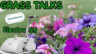 Live Grass Talks W/ Brett's Grasscapades | Swardman Electra