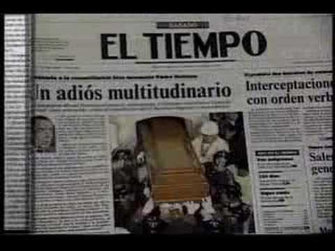 """Álvaro Gómez Hurtado """"El asesinato"""""""