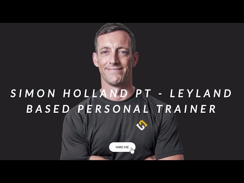 This Is Simon Holland Personal Training