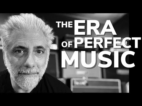 "The Irrelevance of Classic Rock In ""The Era of Perfect """