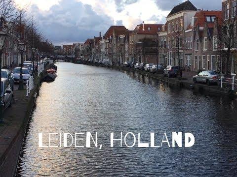 Leiden, Holland - A Quick Look!