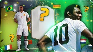 FIFA 19: RANDOM ICON Squad Builder Battle! 🔥😳😱