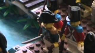 Adventures of Brickbeard's Pirates: Episode 7: The War