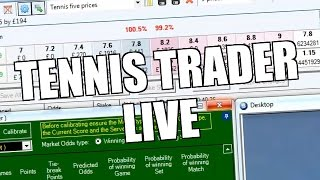 Bet Angel - Tennis Trader - live!