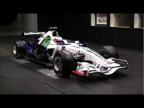 Formula 1 - Honda RA107 Windtunnel Test - Nadine Geary