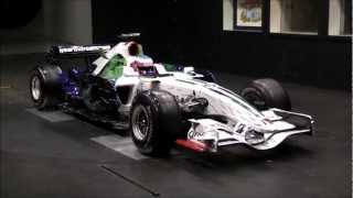 Formula 1 - Honda RA107 Windtunnel Test