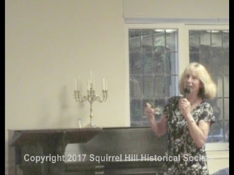 Helen Wilson Discusses Squirrel Hill Historical Society Book