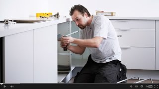 how to install your ikea kitchen