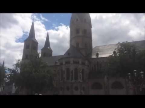 """Almanya""""nın Eski Başkenti: Bonn"""