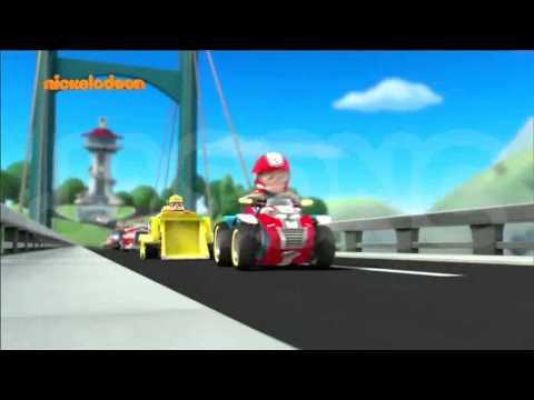 Paw Patrol Promo [Nickelodeon Greece]
