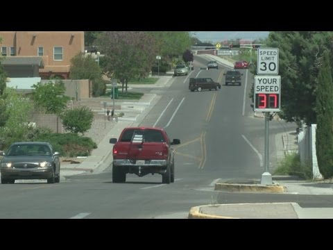 Albuquerque residents fed up with speeders