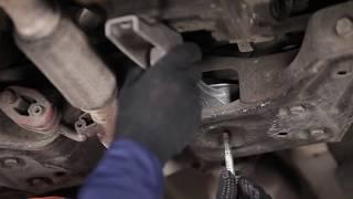 Wie SKODA FABIA 6Y Getriebelager wechseln TUTORIAL | AUTODOC