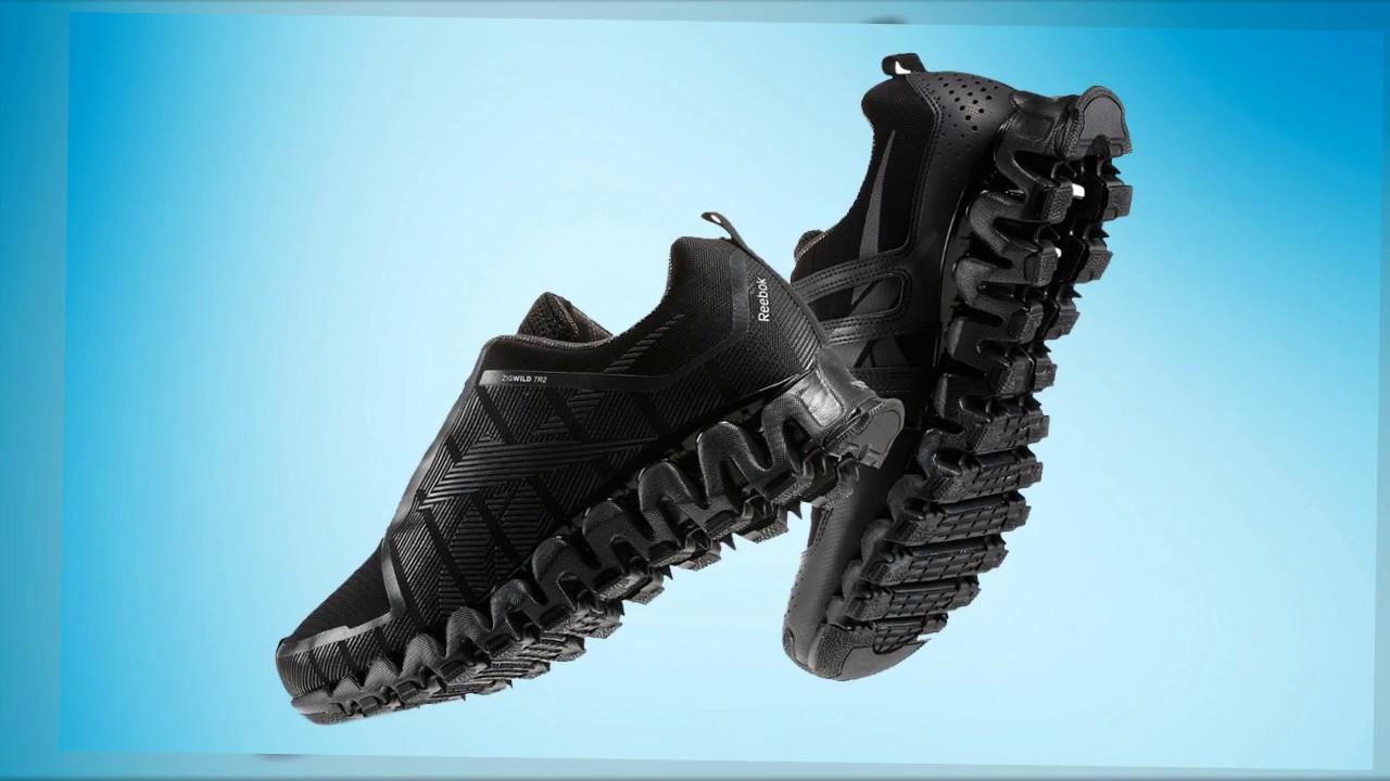 san francisco f5ce4 b4949 Reebok Zigwild Tr Ll Running Shoe