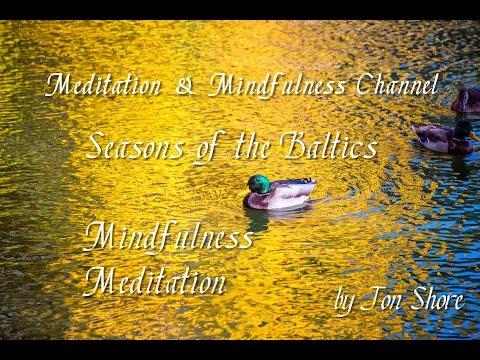 Seasons of the Baltic Mindfulness Meditation by Jon Shore HD