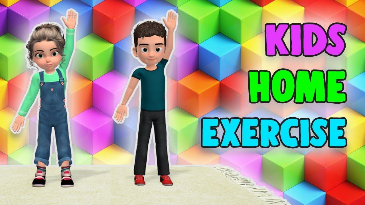 Sport de acasa pentru copii