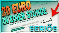 Geld verdienen im Internet | SERIÖS 20 € in EINER STUNDE  | Top Internetseite Testbird