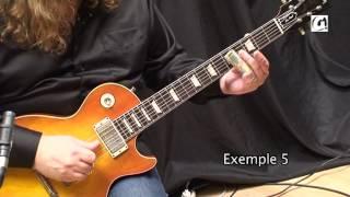 Warren Haynes - Guitar Lesson