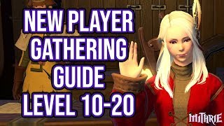 Video FFXIV 2.57 0609 New Player Gathering Guide Level 10 to 20 download MP3, 3GP, MP4, WEBM, AVI, FLV Desember 2017