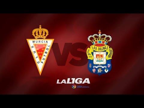 Resumen | Highlights Ral Murcia (1-3) UD Las Palmas - HD