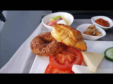 Turkish Airlines | Business Class | Boeing 737-800 | Istanbul Atatürk-Hannover | *full flight*