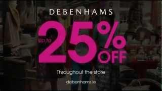 Debenhams new season launch!