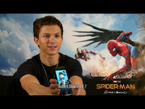 SPIDER-MAN: HOMECOMING - Ein (fast) normales Interview - Ab 13.7.2017 im Kino!