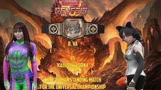 Baixar DHW Dragons Genesis Night 1 (Rampage)