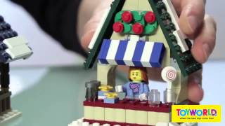 Toyworld Nz - Lego Creator Winter Village Market 10235