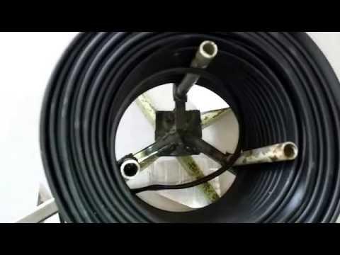 видео: Размотчик кабеля