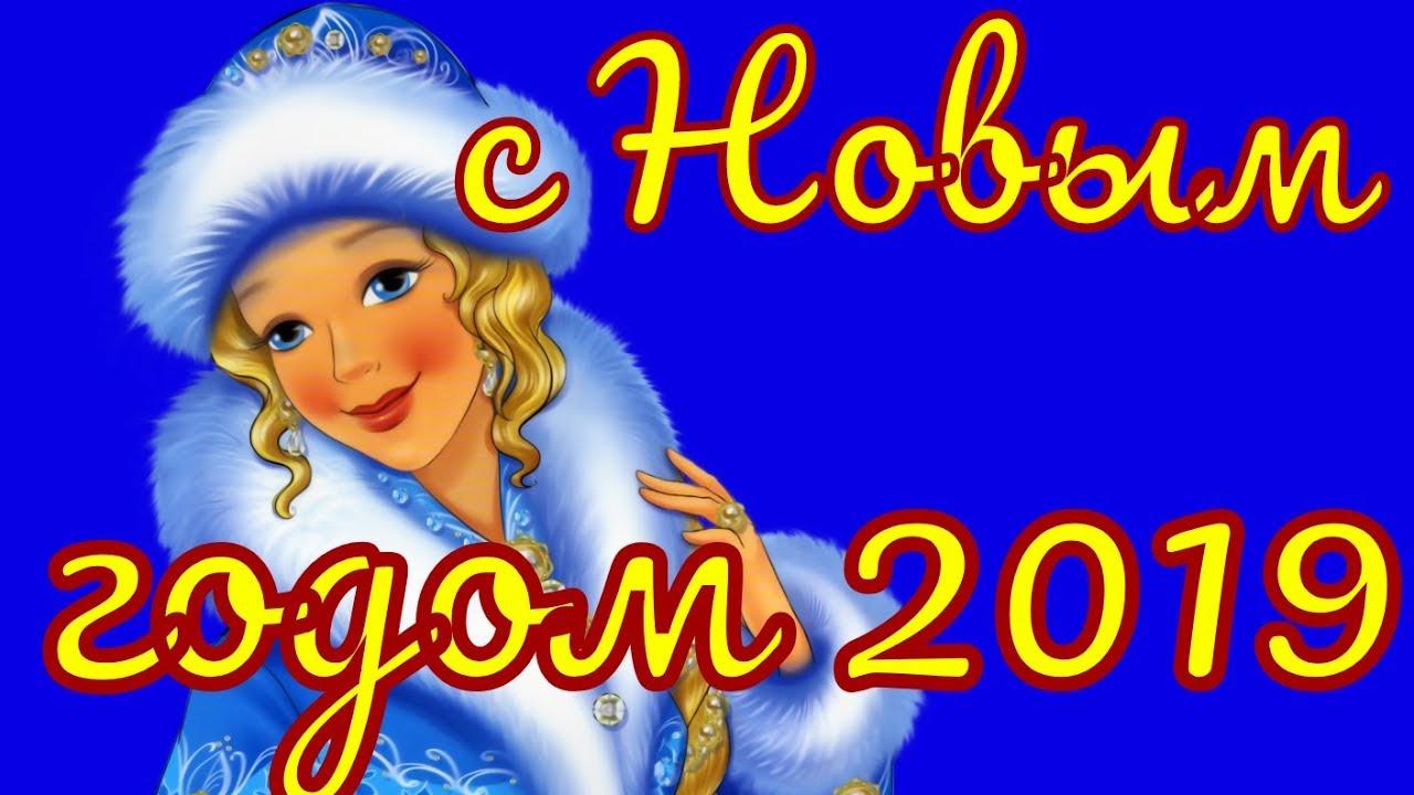 Поздравление с Новым Годом 2019 Прикольные | Поздравление с Новым 2019 Годом! - Видео Приколы с Новым Годом