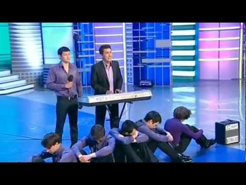 Камызяки - Песня про мэра без цензуры в эфире. КВН 2012