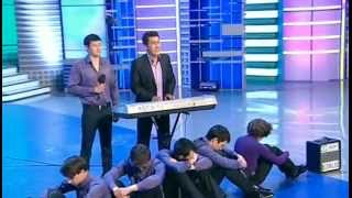 Камызяки - Песня про мэра (без цензуры в эфире). КВН 2012 thumbnail