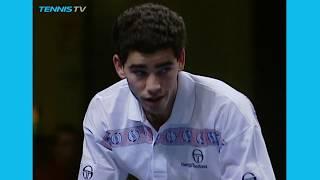 Top 10 Pete Sampras ATP Finals Shots