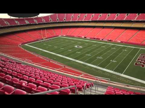 Arrowhead Stadium Tour Information