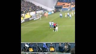 Mike havenaar scores a goal vs pec zwolle