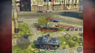 World of Tanks Blitz - Platooning with gold_RACKed