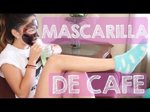 MASCARILLA DE CAFE!