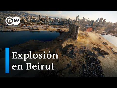 Explosión en el