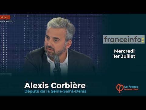 """Article du Canard Enchaîné : """"Il n'y a pas d'affaire, la justice est instrumentalisée !"""" A. Corbière"""