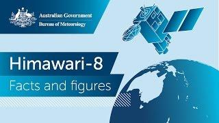 Himawari-8: Facts and figures