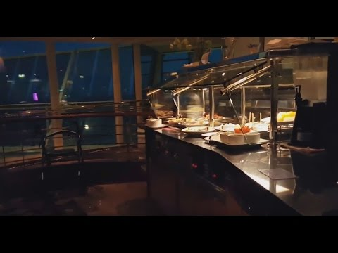 Concierge Lounge Tour on Royal Caribbean Serenade of the Seas
